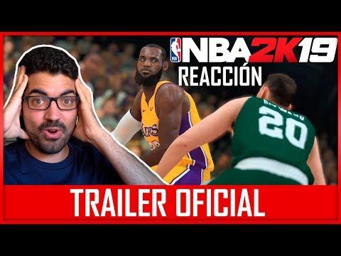 NBA 2K19 TRAILER OFICIAL - REACCIÓN + ANÁLISIS