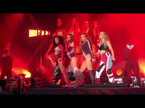 Black Magic Live –  London, Old Royal Naval College Greenwich – Little Mix - Summer Shout Out Tour