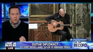 • Obama Admin Employs Guitar Diplomacy To Combat Global Terrorism • Greg Gutfeld • 1/16/15 •
