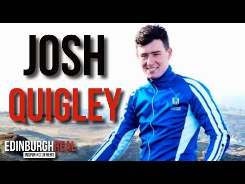 Josh Quigley - Tartan Explorer Surviving Suicide | Edinburgh Real (now Inspired Edinburgh)