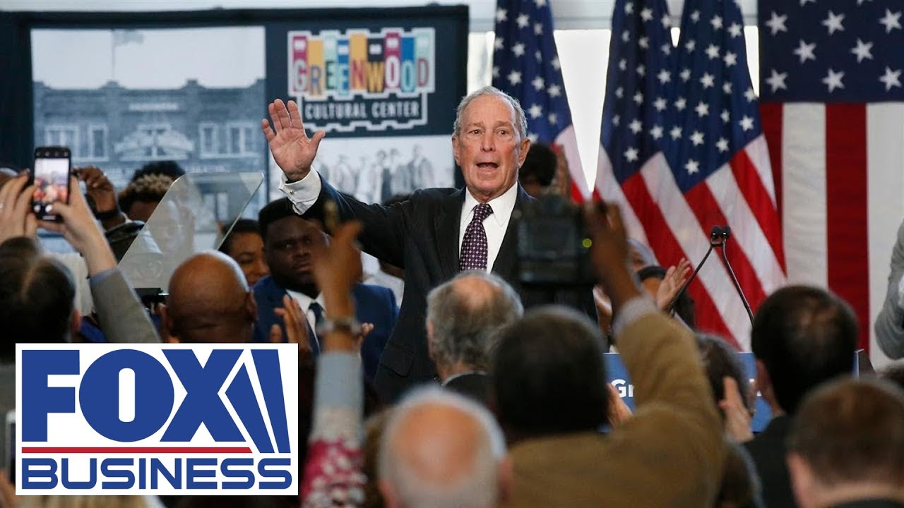 Bloomberg belittles farming, factory jobs in resurfaced 2016 video
