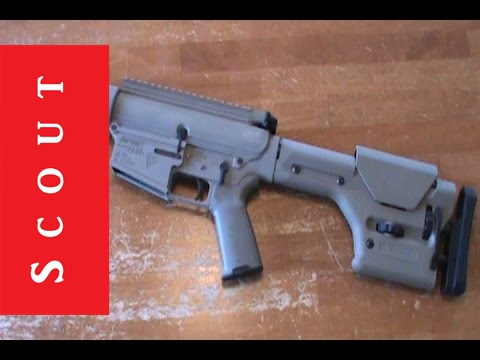 DPMS LR-308B Custom 308 Sniper Rifle - Scout Tactical