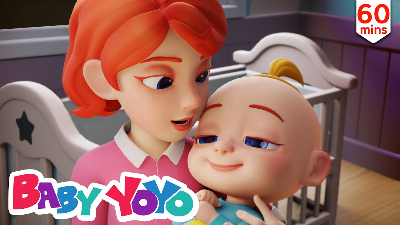 Rock a bye Baby (with CoCo) + more nursery rhymes & Kids songs - Baby yoyo