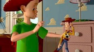 Toy story 1 , Je suis ton ami.
