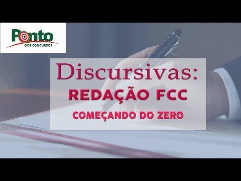 Redação FCC - Começando do Zero - Júnia Andrade