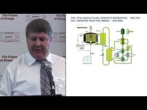 IMSR: Terrestrial Energy's Integral Molten Salt Reactor -by Dr. David LeBlanc @ TEAC7