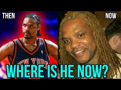 Where Are  They Now? Latrell Sprewell