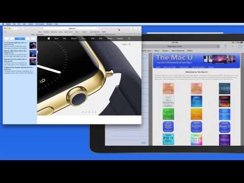 iCloud Tutorial: Sync Safari Bookmarks & Tabs between Mac, iPad & iPhone!