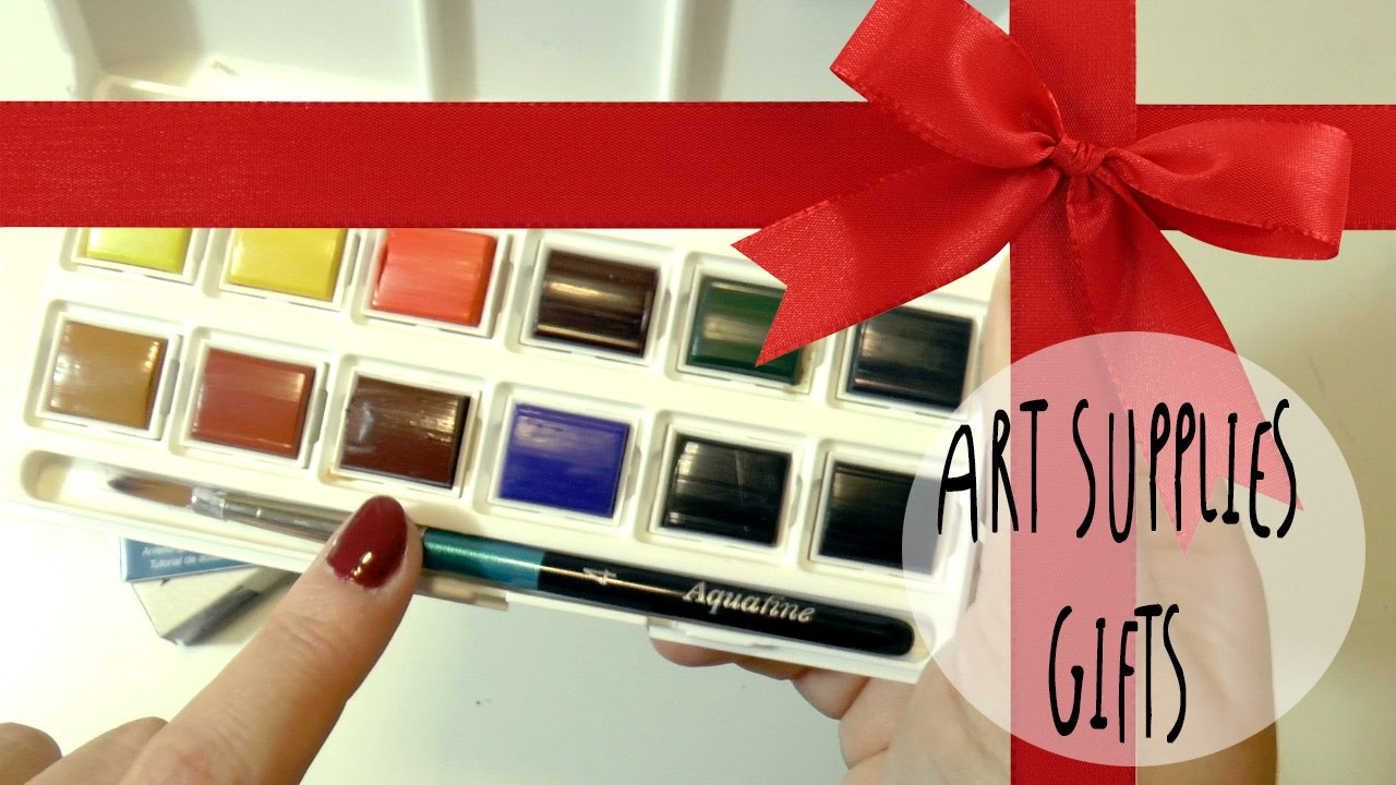Art Supplies Christmas Gifts for artists, art students and ...