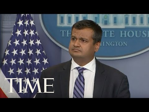 Press Briefing After US Embassy Opening In Jerusalem And Protests In Gaza | TIME