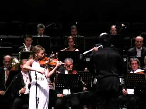 Laura Marzadori: Mendelsshon - Concerto per violino op. 64 (I)