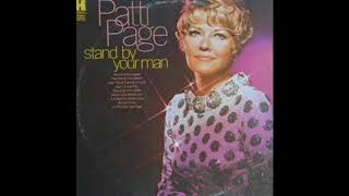 Patti Page - Stand by your man - YouTube Videos