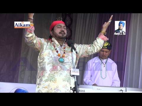 UCHA DAR BABE NANAK DA:  Surinder Shinda' Full HD Song  On Aikam TV With Amarjit S Rai