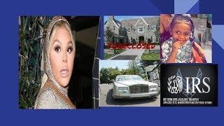 BAD NEWS FOR LIL KIM. HOME FORECLOSED AND SHE IS DROWNING IN DEBT