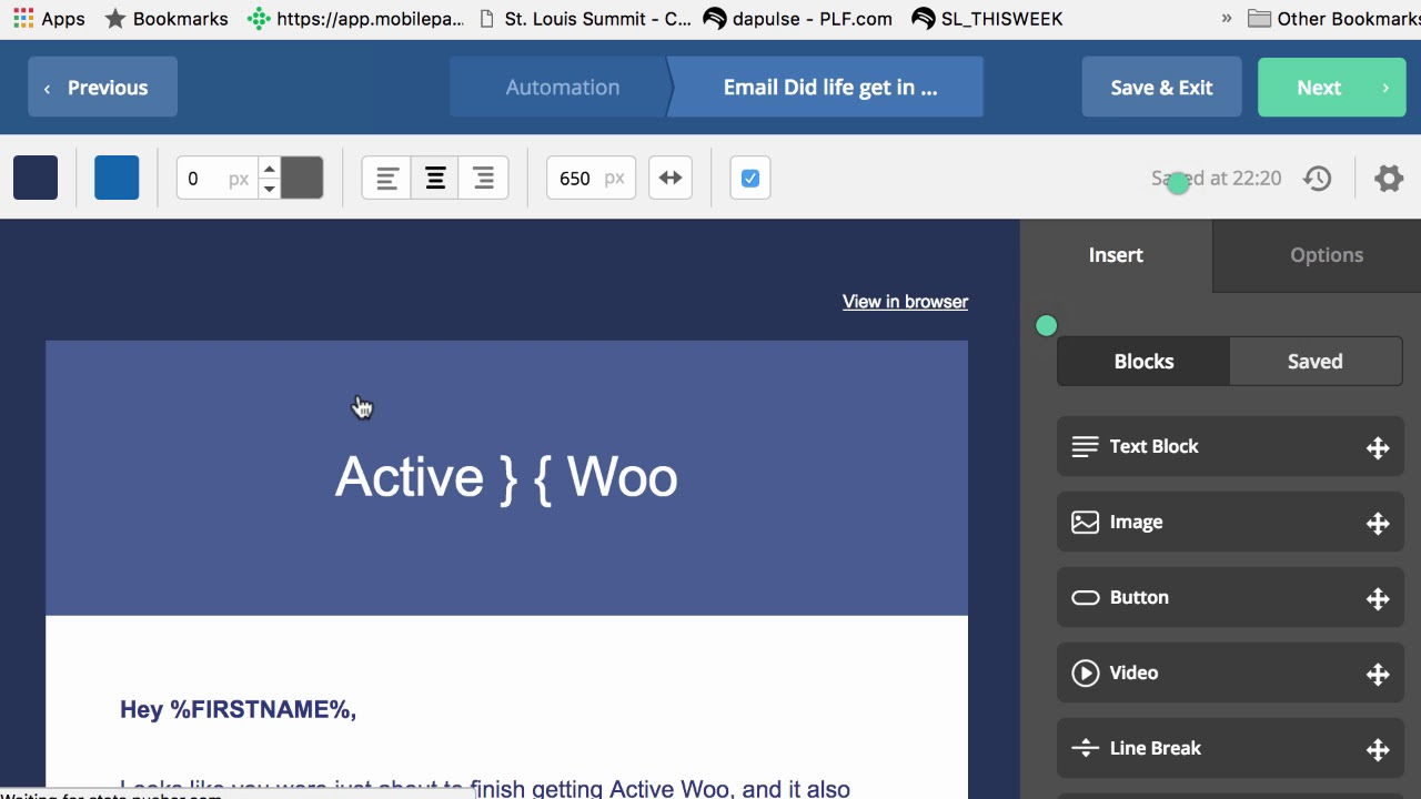 Installation Instructions | Active Woo