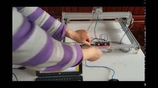 Benbox chinese laser engraver help setup