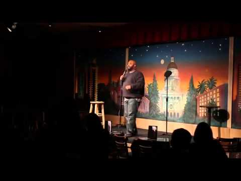 Comedian D. Tyler @ Sacramento Punchline