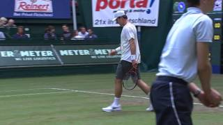 Halle 2013 Friday Highlights Federer Zverev