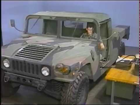 hmmwv troubleshooting electrical system youtube rh youtube com