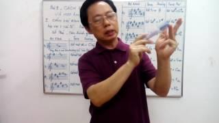 Học guitar căn bản cho người mới bắt đầu - Bài 9: Xác định giọng và các hợp âm