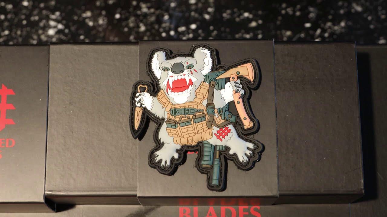 ULTIMATE FIGHTING KNIFE!!!   HalfBreed Blades INFANTRY LIK-01