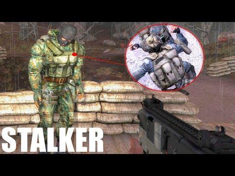 STALKER mod: Сталкер прохождение Игра душ Начало #11 Новая Свобода
