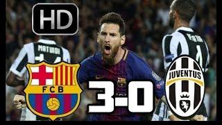 vuclip Barcelona 3-0 Juventus| CHAMPIONS LEAGUE| RESUMEN Y GOLES HD| 12-09-17