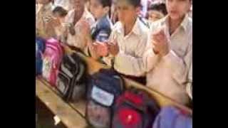 شباب القلج من اجل التغيير وحفله مدرسه عائشه بنت ابى بكر 2