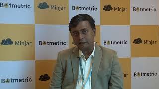 Madhusudan, Chief Evangelist (Amazon Internet Services) at India Cloud Summit 2017