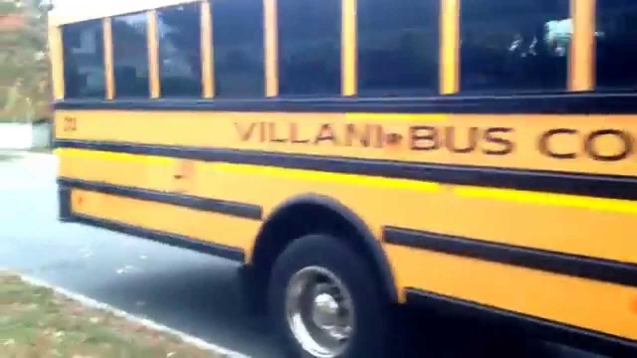 Beautiful International Ce 300 School Bus High Definition Youtube