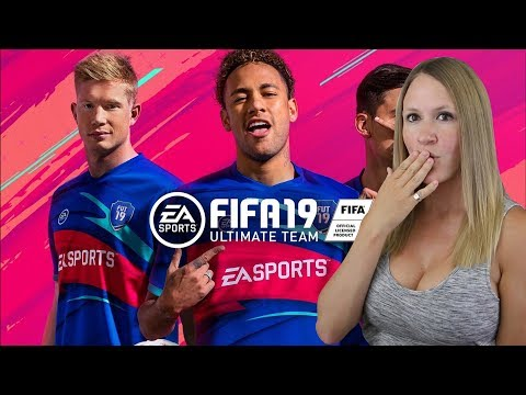 FIFA 19 ALEX HUNTER IN THE CHAMPION'S LEAGUE!? My Reaction
