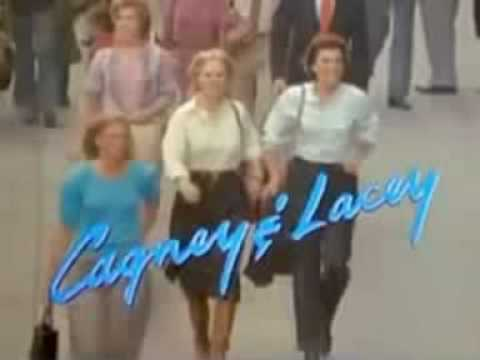Cagney & Lacey:  main title theme