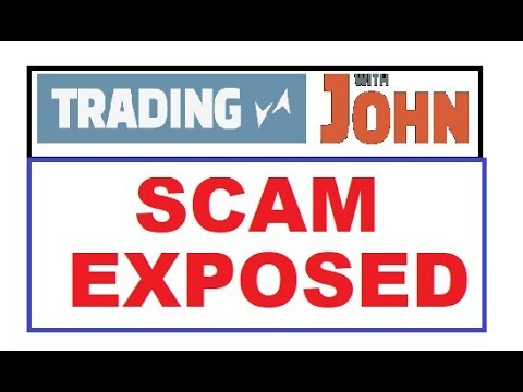 Trading-With-John.co SCAM EXPOSED!!!