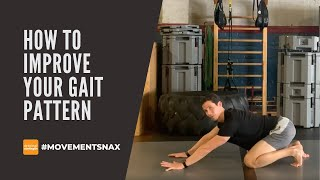 How to Improve Your Gait Pattern