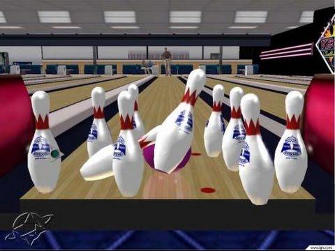 computer bowling games