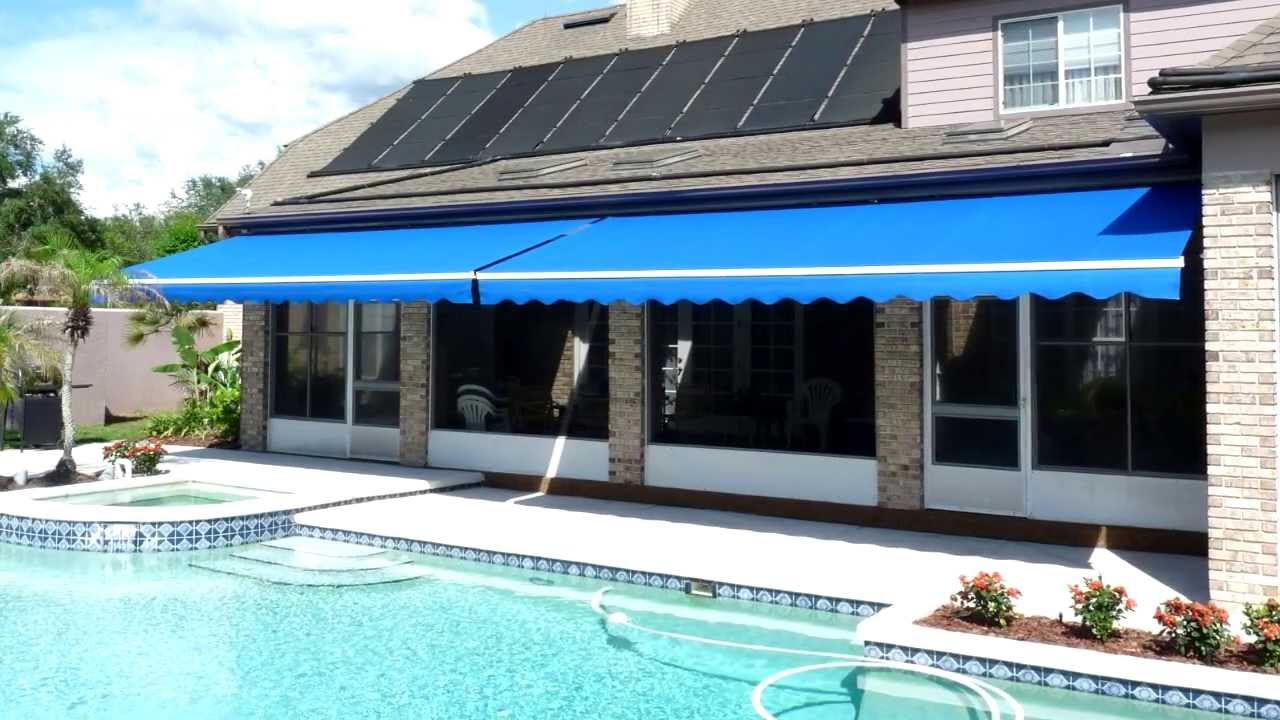 Merveilleux New Horizons: High Quality Retractable Awnings, Retractable Screens,  Phantom Screens In Orlando FL
