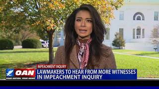 A pair of House Democrats defy Speaker Pelosi in impeachment inquiry vote