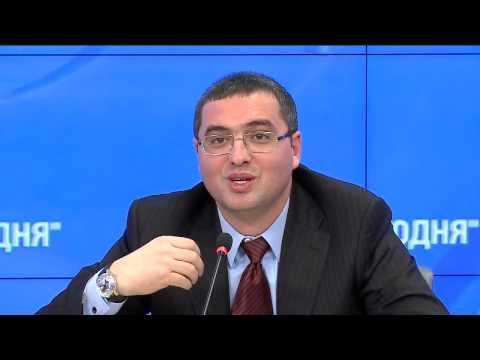 Conferință de presă a lui Renato Usatîi RIA NOVOSTI