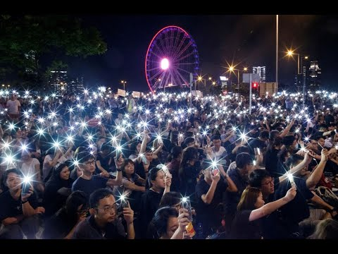 Live | Hong Kong: Power to the People Rally