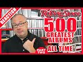 PART 2: Rolling Stone's Greatest Albums of All Time REACTION! The TOP 15!