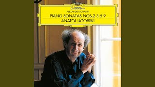 "Scriabin: Piano Sonata No.2 In G Sharp Minor, Op.19 ""Sonata Fantasy"" - 1. Andante"