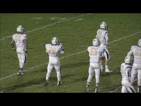 NP Football vs. Spring-Ford 11-11-16