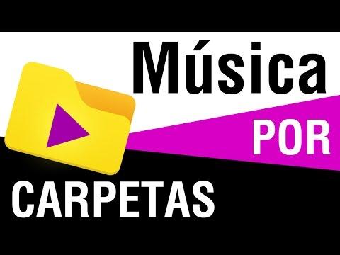 Reproductor más ligero para Android | Reproducir música por carpetas