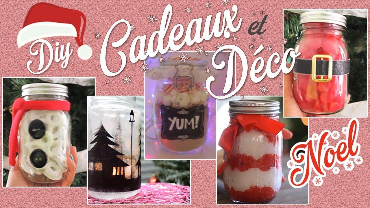 Cadeaux Et Deco De Noel 10 Diy Faciles A Faire Pour Noel Avec