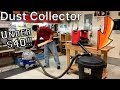 Wood Workshop Dust Collection System for UNDER $40!
