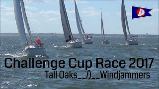 152: Tall Oaks/Windjammers Challenge Cup Race 2017