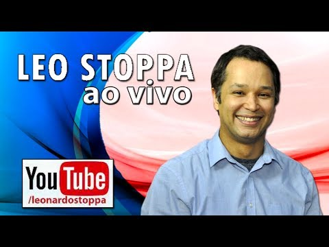 Leo Stoppa ao vivo de 20-08-2019