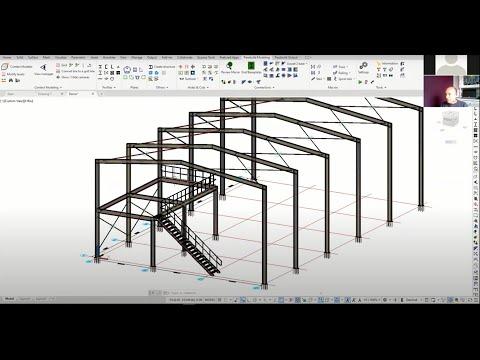 Parabuild Webinar 6/2020 - Steel Detailing Software
