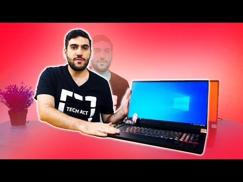 صورة  لاب توب فى مصر اقوى و اخف لابتوب للالعاب في 2019 شراء لاب توب من يوتيوب