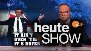 Bundespräsidentenwahl in Österreich | ZDF heute-show
